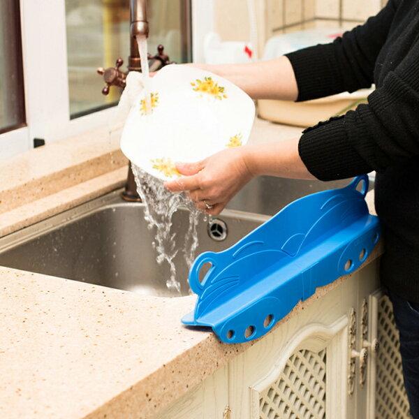 洗碗槽擋水板 (限宅配) 不挑色
