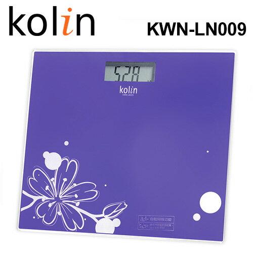 【歌林 Kolin】KWN-LN009 自動電子體重計