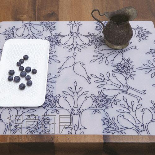 Modern Twist 經典餐墊-鳥語樹林系列 2色 出清款5折