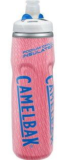 Camelbak 保冷噴射水瓶/運動水壺 CB52449 750ml 珊瑚紅