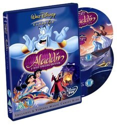 (Used - Very Good) Aladdin [2 Disc Special Edition] [DVD] [1993]