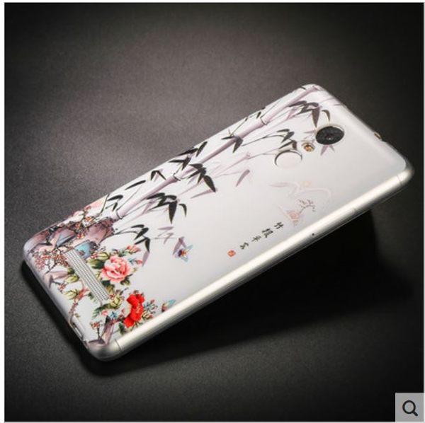 紅米note3 米品倍克貝克卡通矽膠保護套【預購】特製版不適用喔