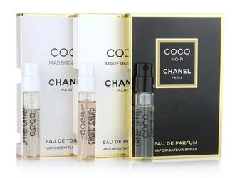 leleshop-chanel coco EDT 2ml 噴試女用小香水系列.