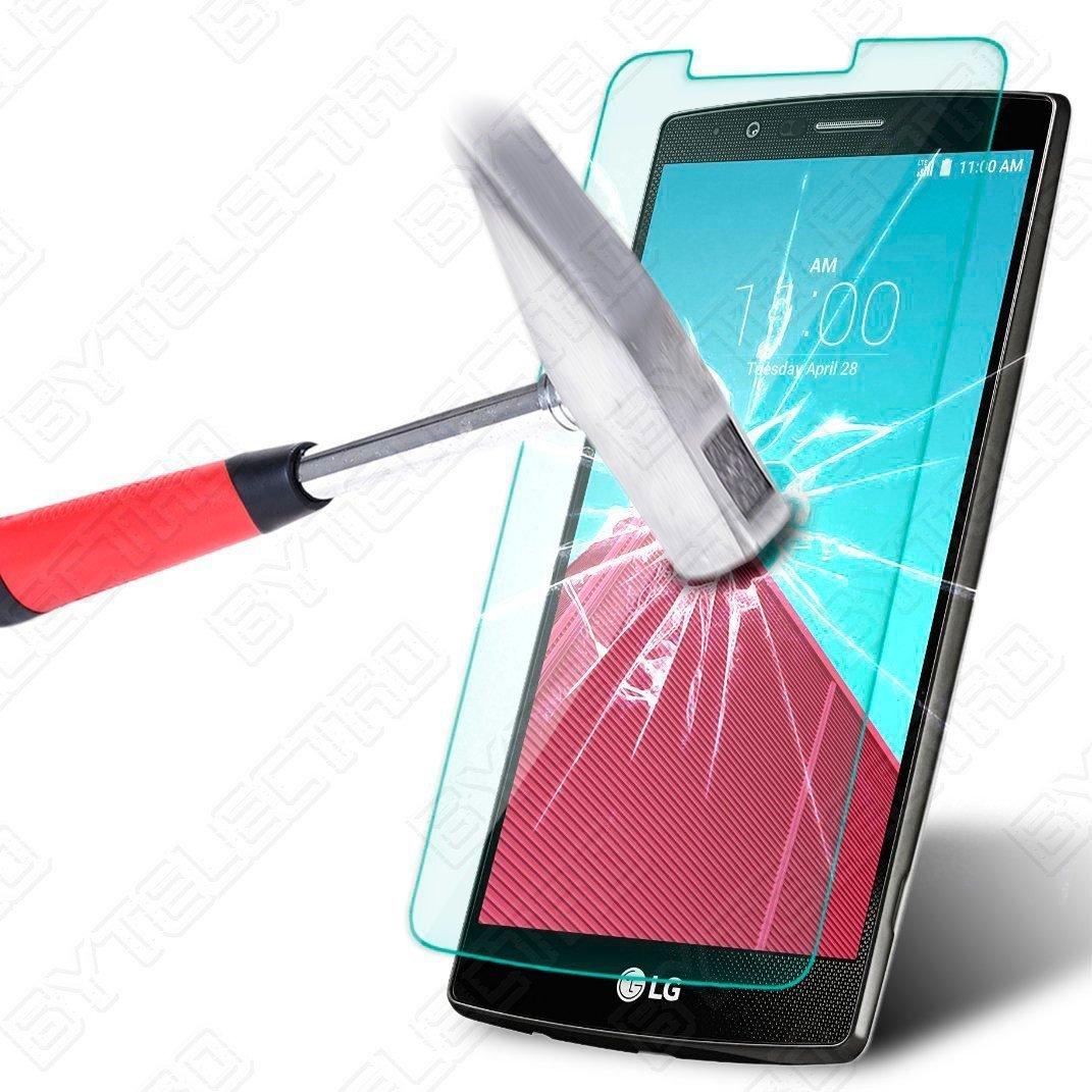 Protector Pantalla CRISTAL TEMPLADO Premium Para LG G4 0