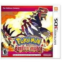 Pokemon:精靈寶可夢到N3DS 神奇寶貝 終極紅寶石 英文美版 Pocket Monster Omega Ruby Pokemon