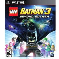 蝙蝠俠與超人周邊商品推薦PS3 樂高蝙蝠俠 3:飛越高譚市 英文美版 LEGO Batman 3 Beyond Gotham