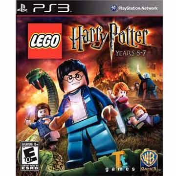 PS3 樂高哈利波特:5-7學年英文美版 LEGO HARRY POTTER YEARS 5-7
