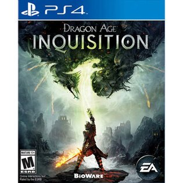 (現貨全新己拆) PS4 闇龍紀元:異端審判 英文美版 Dragon Age: Inquisition