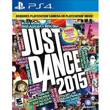 PS4 舞力全開 2015 英文美版 JUST DANCE 2015