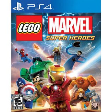 PS4 樂高:驚奇超級英雄 英文美版 LEGO MARVEL Super Heroes
