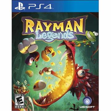PS4 雷射超人:傳奇 英文美版 RAYMAN:LEGENDS 雷曼