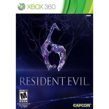 XBOX360 惡靈古堡 6 英文美版(RESIDENT EVIL 6 BIOHAZARD 6)