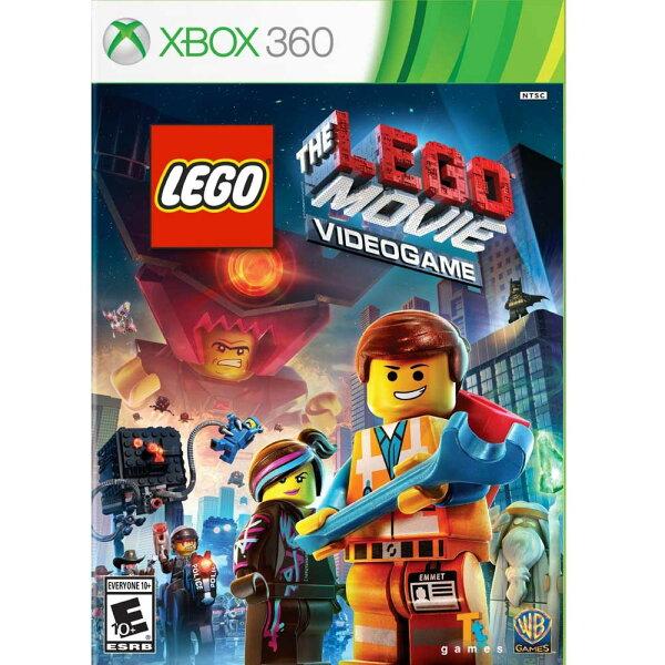 XBOX360 樂高玩電影 英文美版 The Lego Movie Videogame