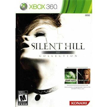 XBOX360 沉默之丘HD合輯 英文美版 Silent Hill HD Collection