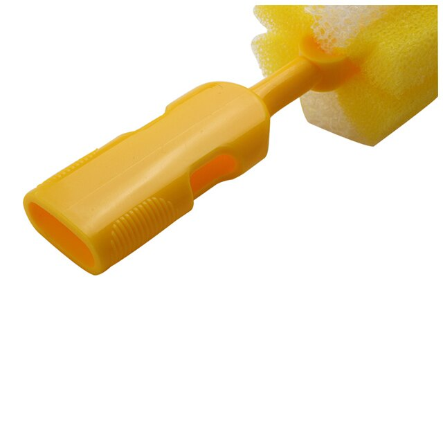 『121婦嬰用品館』黃色小鴨 組合式奶瓶刷頭2入 4