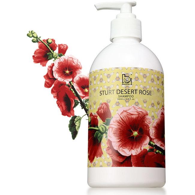 沙漠玫瑰喚愛護色洗髮乳500ml 0