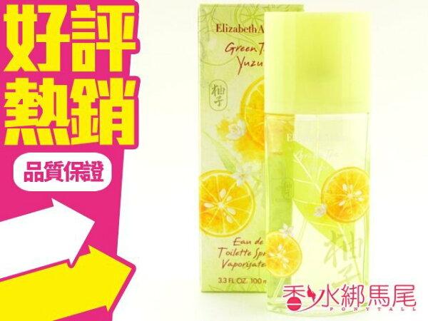 ◐香水綁馬尾◐Elizabeth Arden Green Tea Yuzu 雅頓 綠茶 柚子 淡香水 100ml