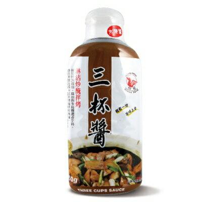 《飛馬》三杯醬‧Three Cups Sauce (San Bei Sauce)‧350g