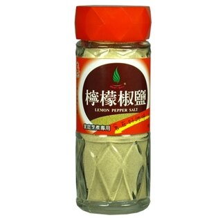 《飛馬》檸檬椒鹽‧Lemon Pepper Salt-60g