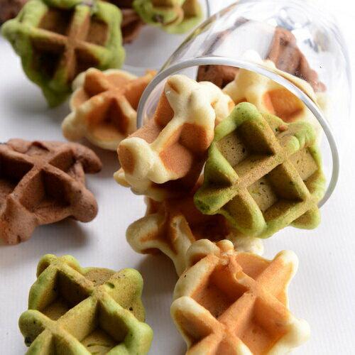 ☆每日限量【綜合迷你鬆餅】☆下午茶點心☆飯後甜點☆銷售排行榜♥Tommy's Waffle