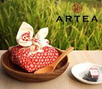 教師節禮物推薦到ARTEA【日月潭紅玉琥珀茶】甜梨肉桂香(原片立體茶包) 紅茶