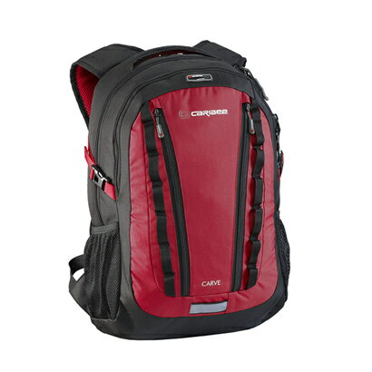 Caribee Carve Backpack (red) 0