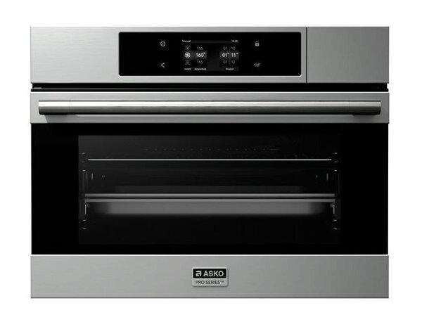 【零利率】ASKO 瑞典賽寧 OCS8476S 嵌入式蒸烤爐 ※熱線07-7428010