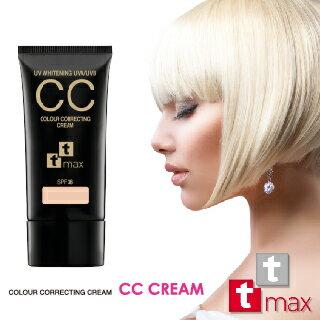 【tt max】全效完美修飾CC霜(SPF36 PA+++)