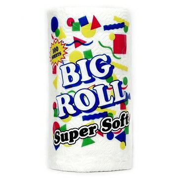 美國進口 Big Roll 大紙捲廚房紙巾(90張)