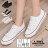 ★399免運★格子舖*【AJ14006】MIT台灣製 經典不敗百搭 基本款帆布鞋  (女23~25) 白紅/全黑/白頭黑 3色 0