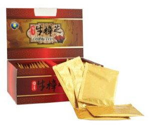 牛樟芝子實體複合茶包 10克*20包/盒