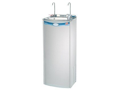 勾管落地式冰熱飲水機BD-2091