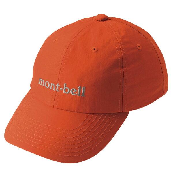 【鄉野情戶外專業】 mont-bell |日本|  O.D.抗UV 遮陽帽 休閒戶外帽 運動帽 棒球帽 _1108824-BRIC