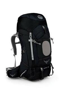 【鄉野情戶外專業】 Osprey |美國|  Aether 85 登山背包 男款-藏藍M _Aether85