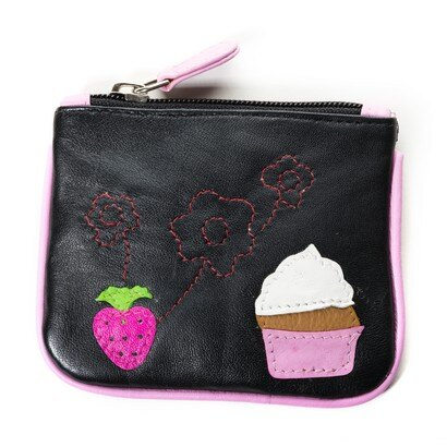 Golunski Coin Purse (strawberry cupcake) 0