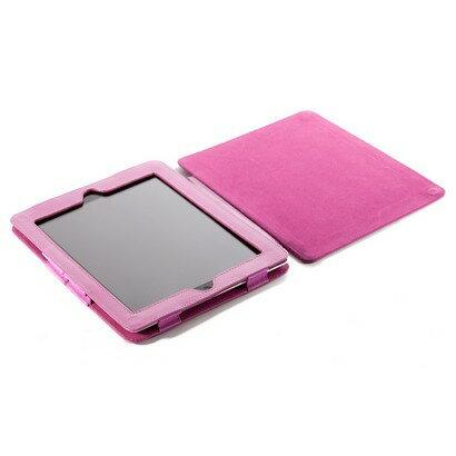 Golunski iPad Holder Leather Cover Case (purple) 0