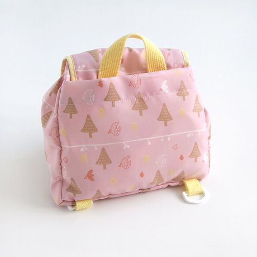 Hoppetta - 花語森林小童包 (粉紅) 4