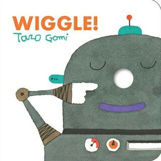 Wiggle! 動動手指趣硬頁書