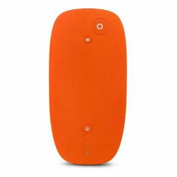 *╯新風尚潮流╭* Fonebud 無線藍牙 藍芽 行動裝置 行動電源 拍照自在 隨身照明 橘 Fonebud-O