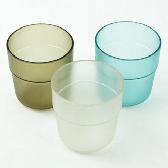 【珍昕】 小記者安全水杯~3色/透明.墨黑.藍色 (8X8X8.5cm/250ml)