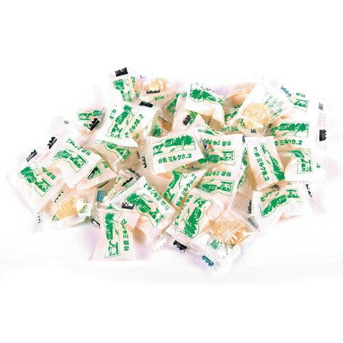 年貨大街 ‧牛奶太妃糖‧ 特濃8.2牛奶糖 300g(半斤)【合迷雅好物超級商城】