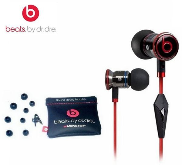 【免運費】【魔聲 Monster Beats iBeats 原廠耳機】For Apple iPhone6s Plus iPhone6s iPhone5s iPhone SE iPad air