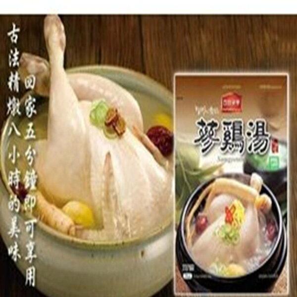 韓國原裝進口 蔘雞湯