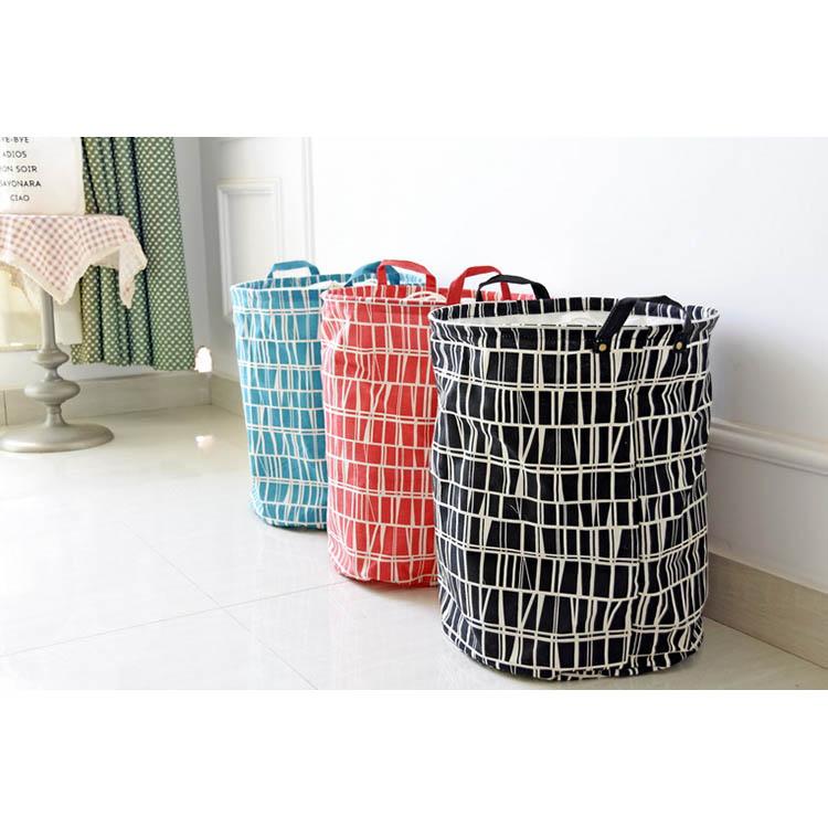收納筒 超大收納洗衣籃 玩具雜貨收納  35*45【ZA0618】 BOBI  09/14 1