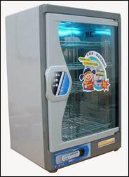 玻璃門專利保護框~《小廚師》4層紫外線光觸媒烘碗機TA-858《刷卡分期+免運費》