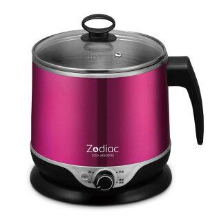 附蒸籠 蒸架~諾帝亞1.5L隔熱不銹鋼美食鍋ZOD-MS0905《刷卡分期+免運費》
