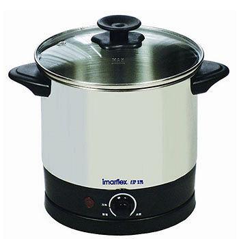 伊瑪304不鏽鋼美食鍋IK-1503/IK1503