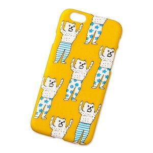 日本 Iroha  iPhone 6 仿布料質感手機? - 黃色小怪物嘶吼