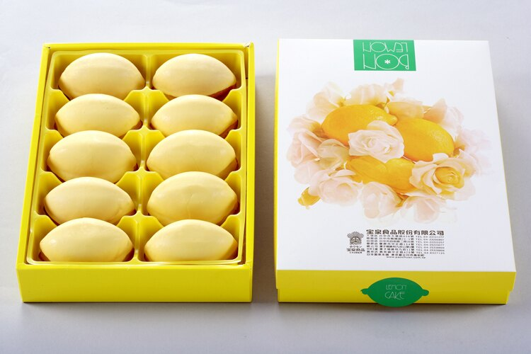 【台中名產】10入檸檬蛋糕 2