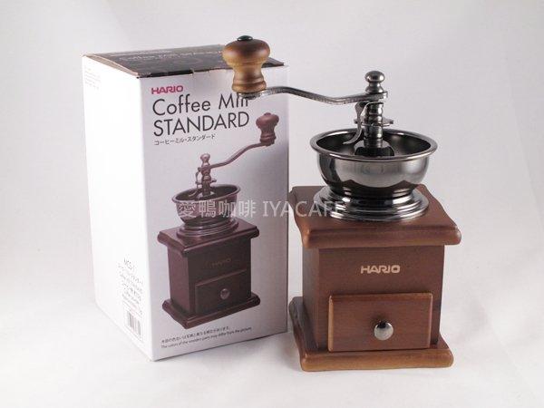 《愛鴨咖啡》HARIO MCS-1 天然木手搖磨豆機-限量版-清潔毛刷